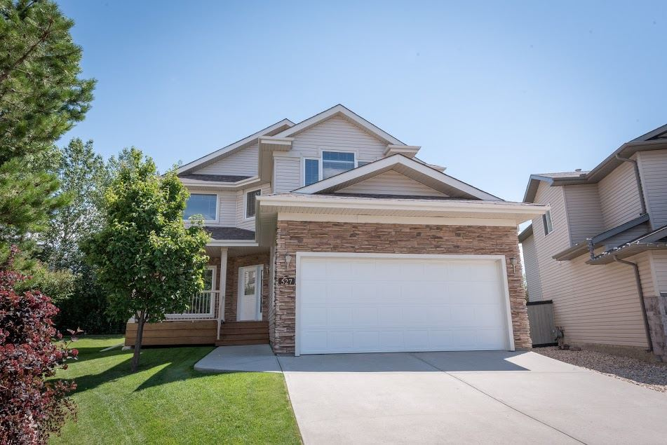 Main Photo: 527 FALCONER Place in Edmonton: Zone 14 House for sale : MLS(r) # E4061958