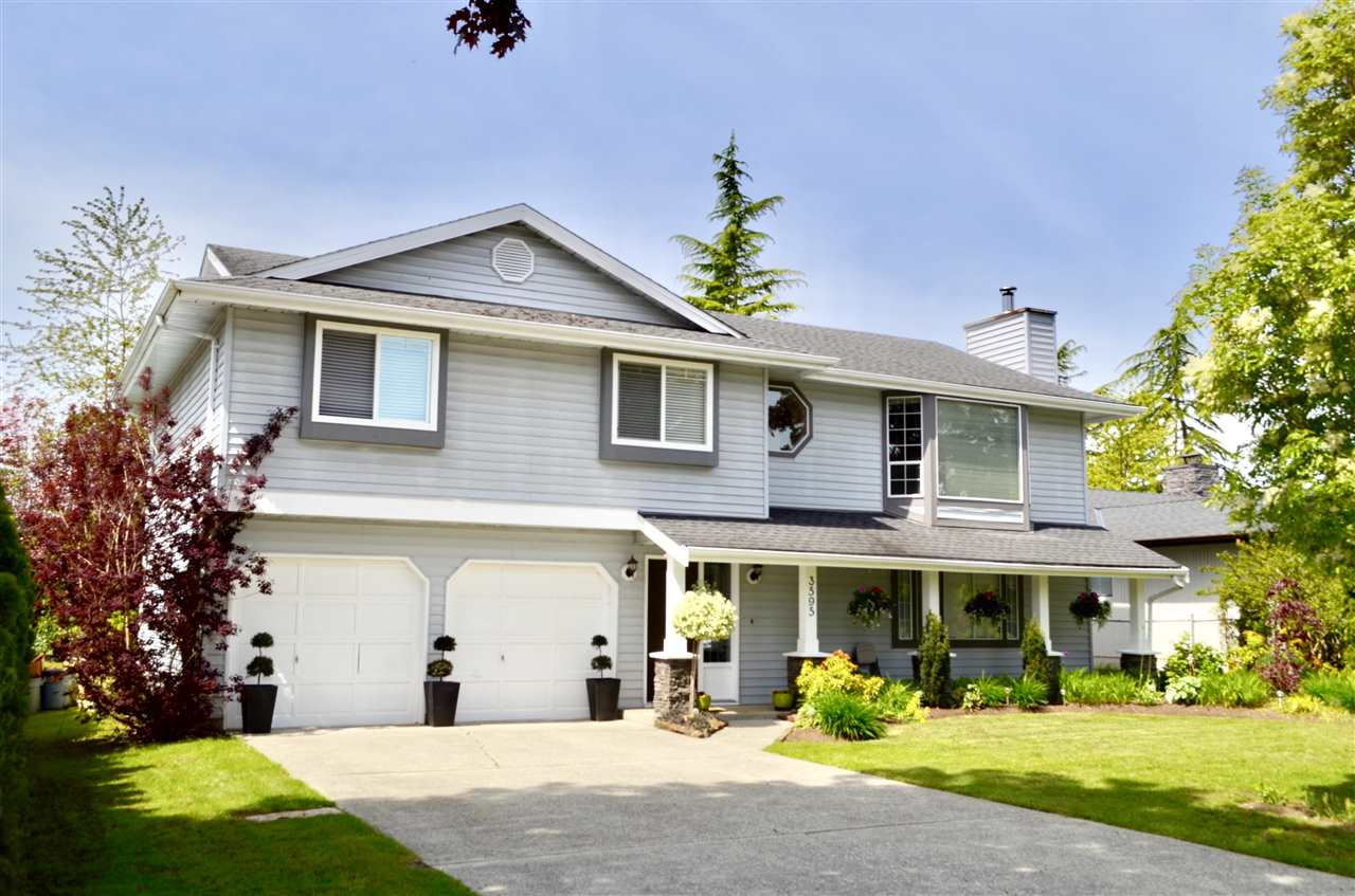 Main Photo: 3595 ARGYLL Street in Abbotsford: Central Abbotsford House for sale : MLS(r) # R2171554