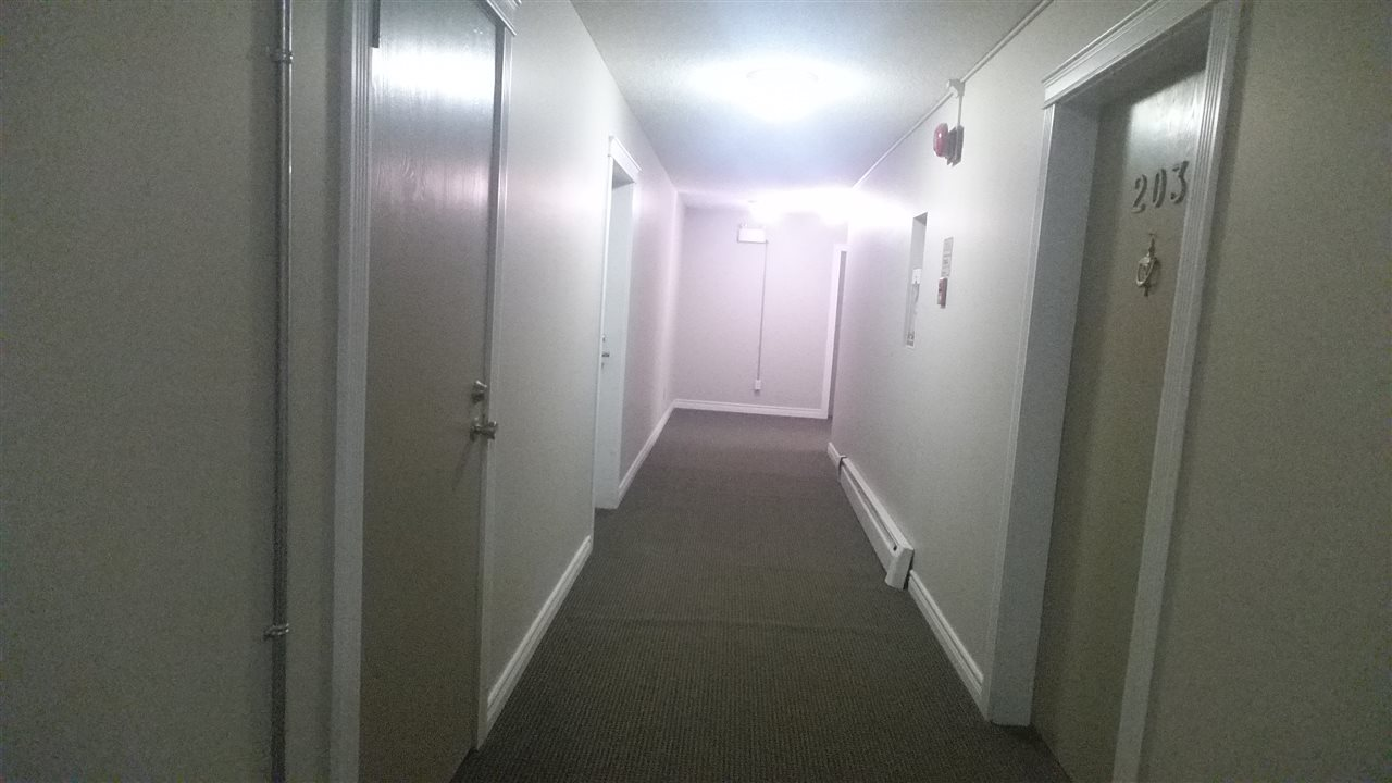 Renovated Hallways