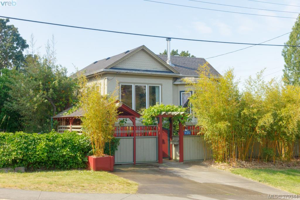 Main Photo: 435 Wilson Street in VICTORIA: VW Victoria West Single Family Detached for sale (Victoria West)  : MLS® # 379344