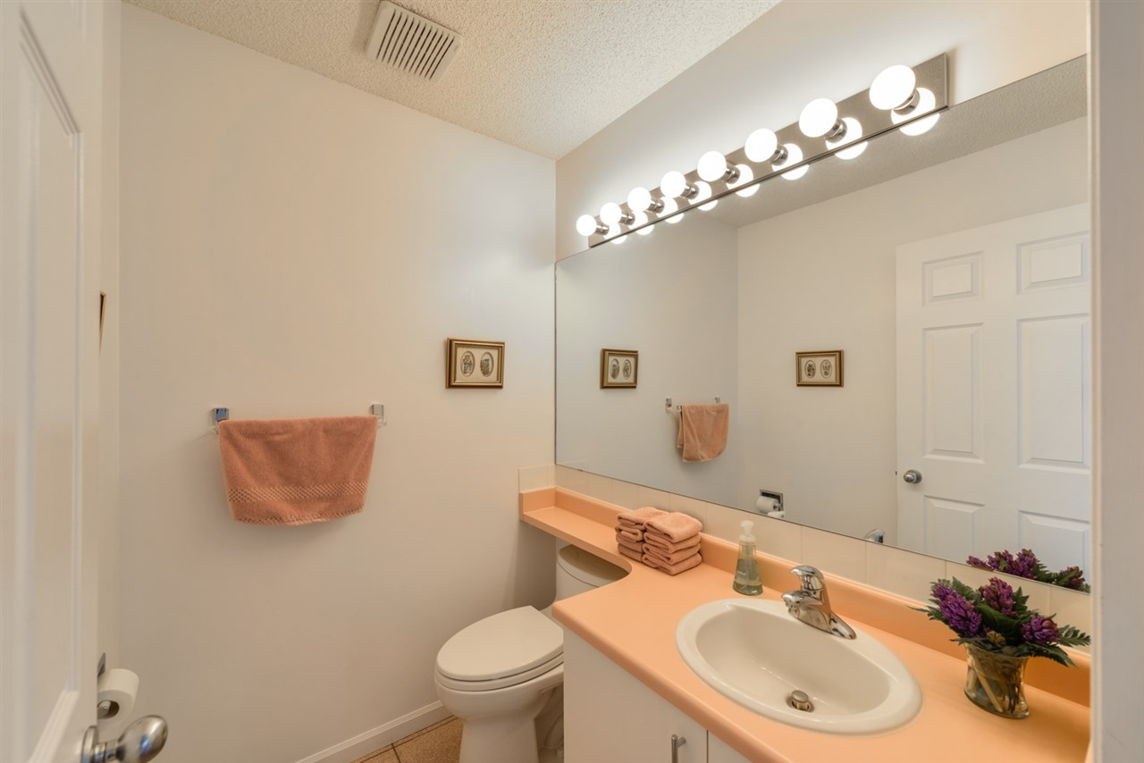 In-law suite powder room