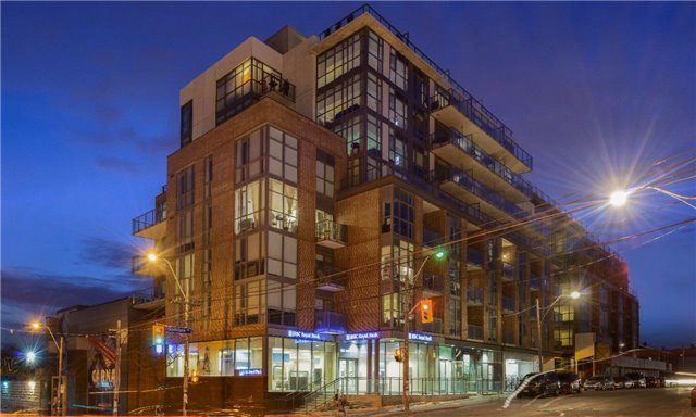 Main Photo: 507 2 S Gladstone Avenue in Toronto: Little Portugal Condo for lease (Toronto C01)  : MLS® # C3853694
