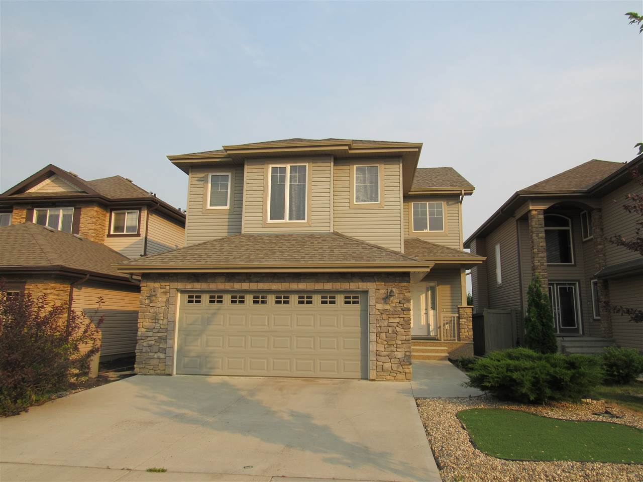 Photo 1: 1020 CONNELLY Way in Edmonton: Zone 55 House for sale : MLS® # E4075955