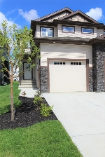 Main Photo:  in Edmonton: Zone 30 House Half Duplex for sale : MLS® # E4078342