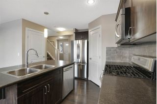 Main Photo: 204 SUMMERSTONE Lane: Sherwood Park House Half Duplex for sale : MLS® # E4089695