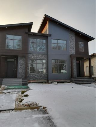 Main Photo:  in Edmonton: Zone 04 House Half Duplex for sale : MLS® # E4094216