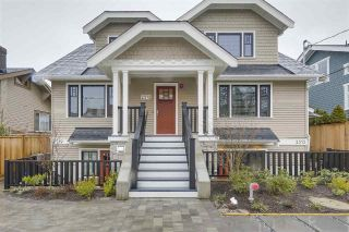 Main Photo: 2515 W 8TH AVENUE in Vancouver: Kitsilano House 1/2 Duplex for sale (Vancouver West)  : MLS® # R2229910