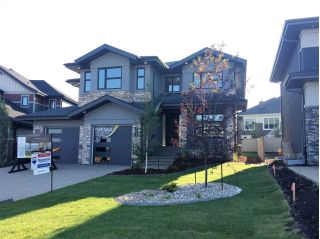 Main Photo: 4311 KENNEDY Bay in Edmonton: Zone 56 House for sale : MLS®# E4101476