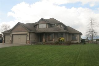 Main Photo: 10173 GILLANDERS Road in Chilliwack: East Chilliwack House for sale : MLS®# R2258542