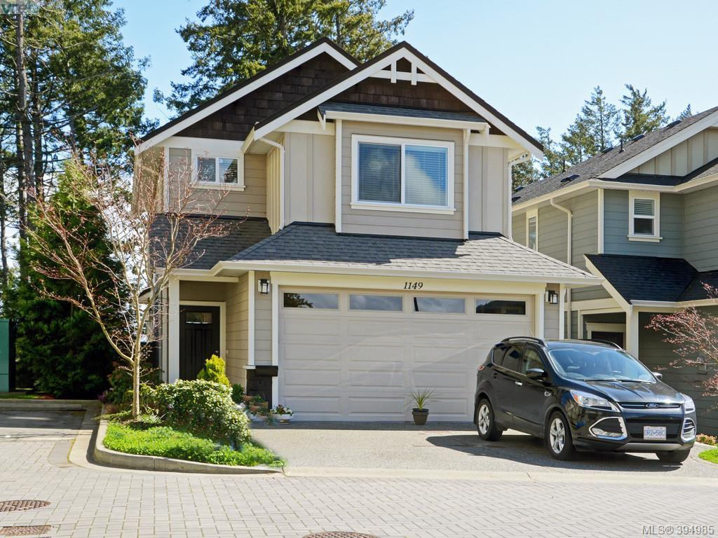Main Photo: 1149 Sikorsky Road in VICTORIA: La Westhills Single Family Detached for sale (Langford)  : MLS®# 394985