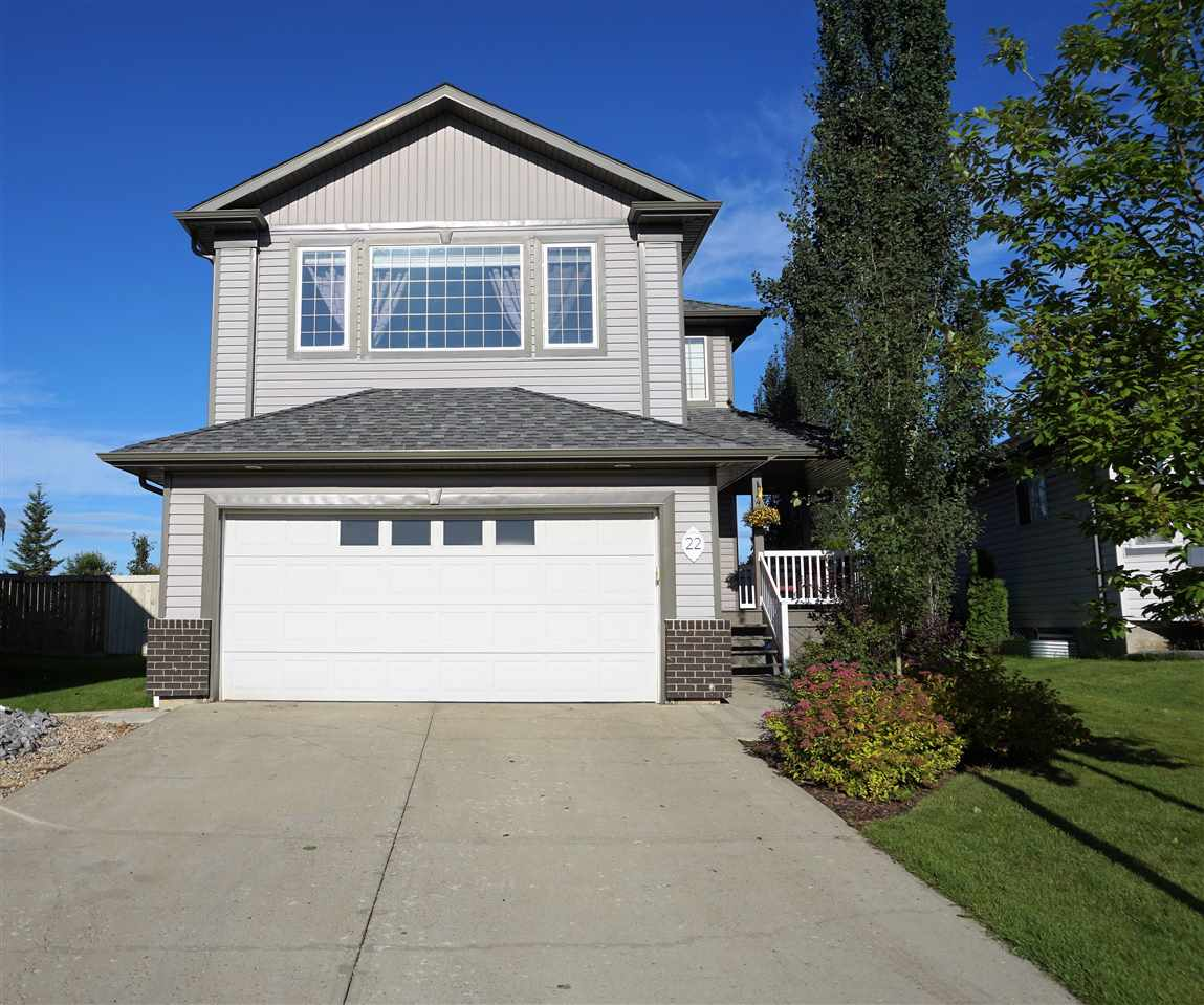 FEATURED LISTING: 22 WILLOWBY Close Stony Plain