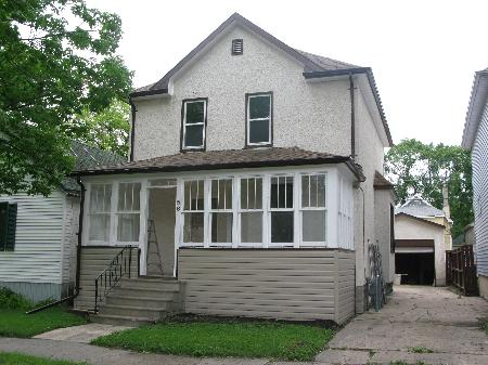 Photo 1: Photos: 58 LUXTON AV in WINNIPEG: Residential for sale (Canada)  : MLS® # 2912291