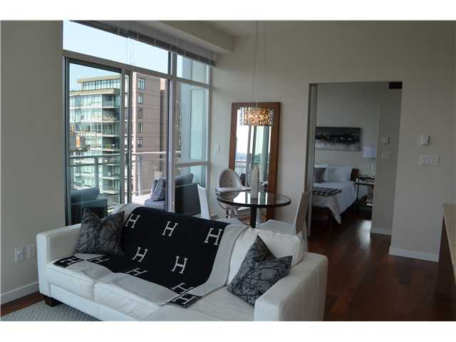 Photo 3: 1206 1205 HOWE Street in Vancouver: Downtown VW Condo for sale (Vancouver West)  : MLS(r) # V957555