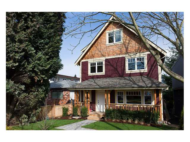 Main Photo: 1077 E 15TH Avenue in Vancouver: Mount Pleasant VE House for sale (Vancouver East)  : MLS® # V997256