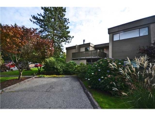 Main Photo: 1295 PLATEAU Drive in North Vancouver: Pemberton Heights Townhouse for sale : MLS(r) # V1031985