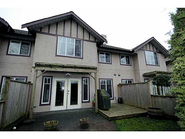 "Main Photo: 10 4788 57TH Street in Ladner: Delta Manor Townhouse for sale in ""LADNER ESTATES"" : MLS®# V1046978"