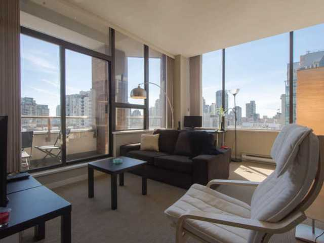 "Main Photo: 508 1010 HOWE Street in Vancouver: Downtown VW Condo for sale in ""1010 HOWE"" (Vancouver West)  : MLS® # V1057776"