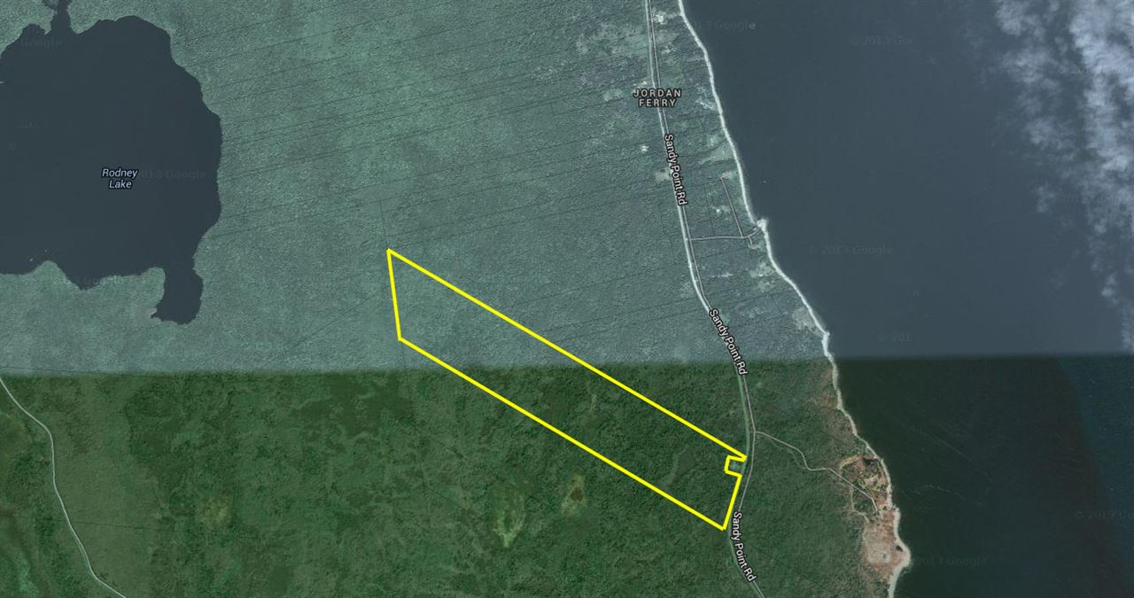 Main Photo: Lot Sandy Point Road in Sandy Point: 407-Shelburne County Vacant Land for sale (South Shore)  : MLS® # 201603260