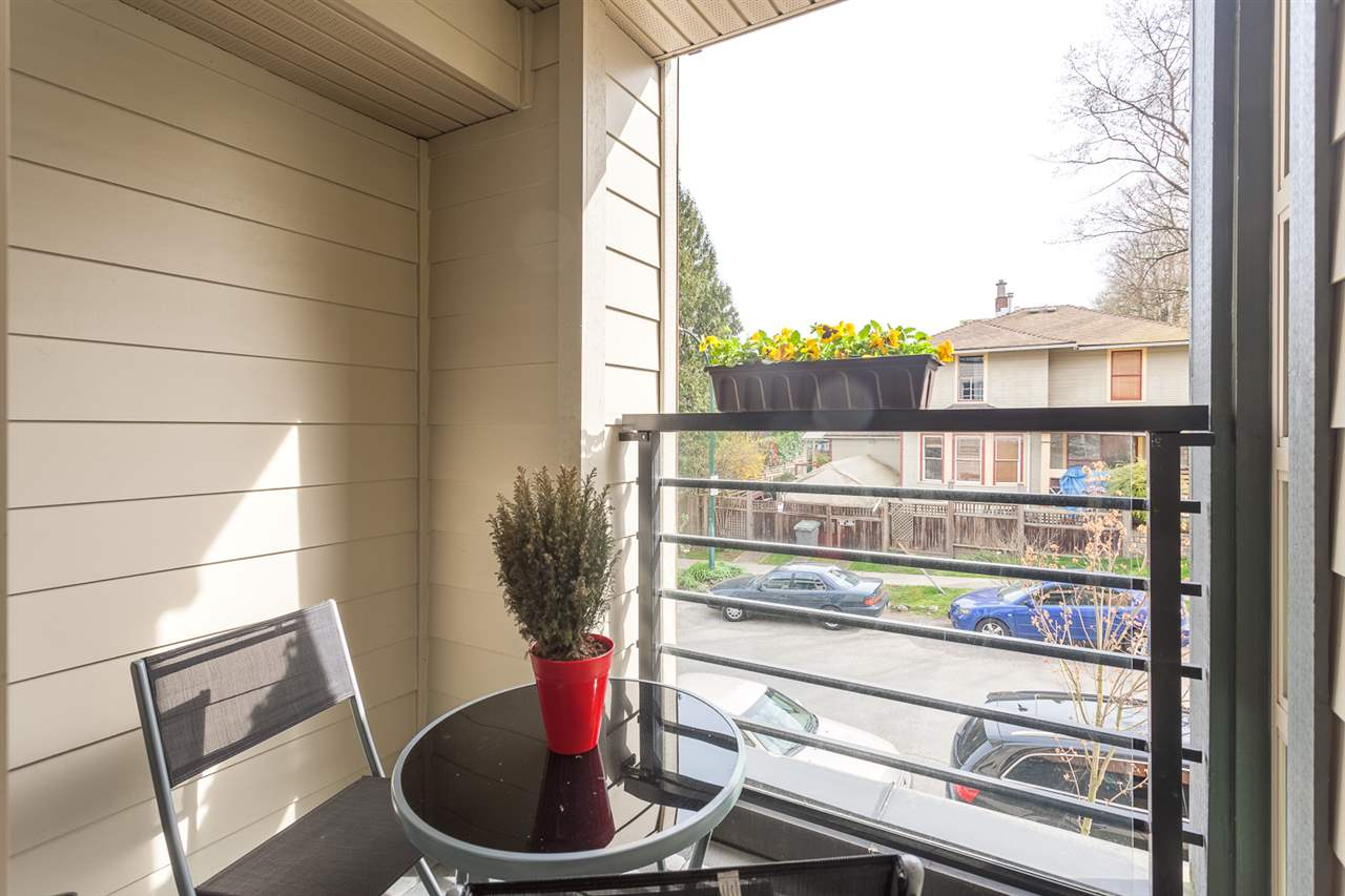 "Photo 11: 206 885 SALSBURY Drive in Vancouver: Hastings Condo for sale in ""On the Drive"" (Vancouver East)  : MLS® # R2047920"