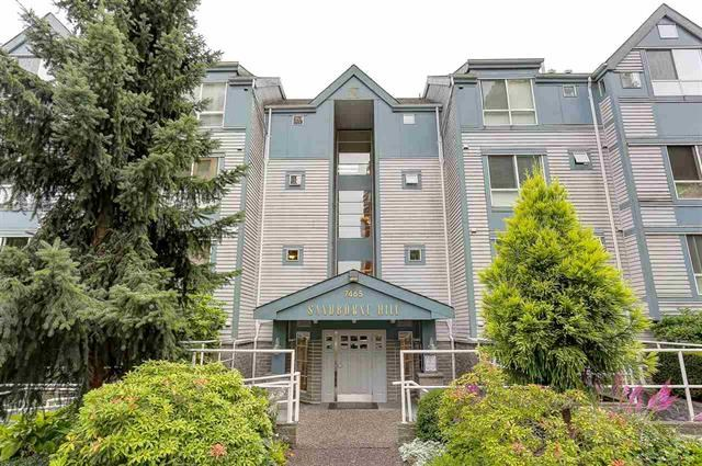 Main Photo: 307 7465 SANDBORNE Avenue in Burnaby: South Slope Condo for sale (Burnaby South)  : MLS® # R2113350