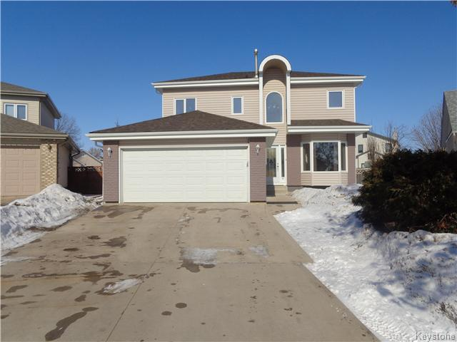Main Photo: 79 Shalimar Crescent in Winnipeg: Riverbend Residential for sale (4E)  : MLS® # 1703843