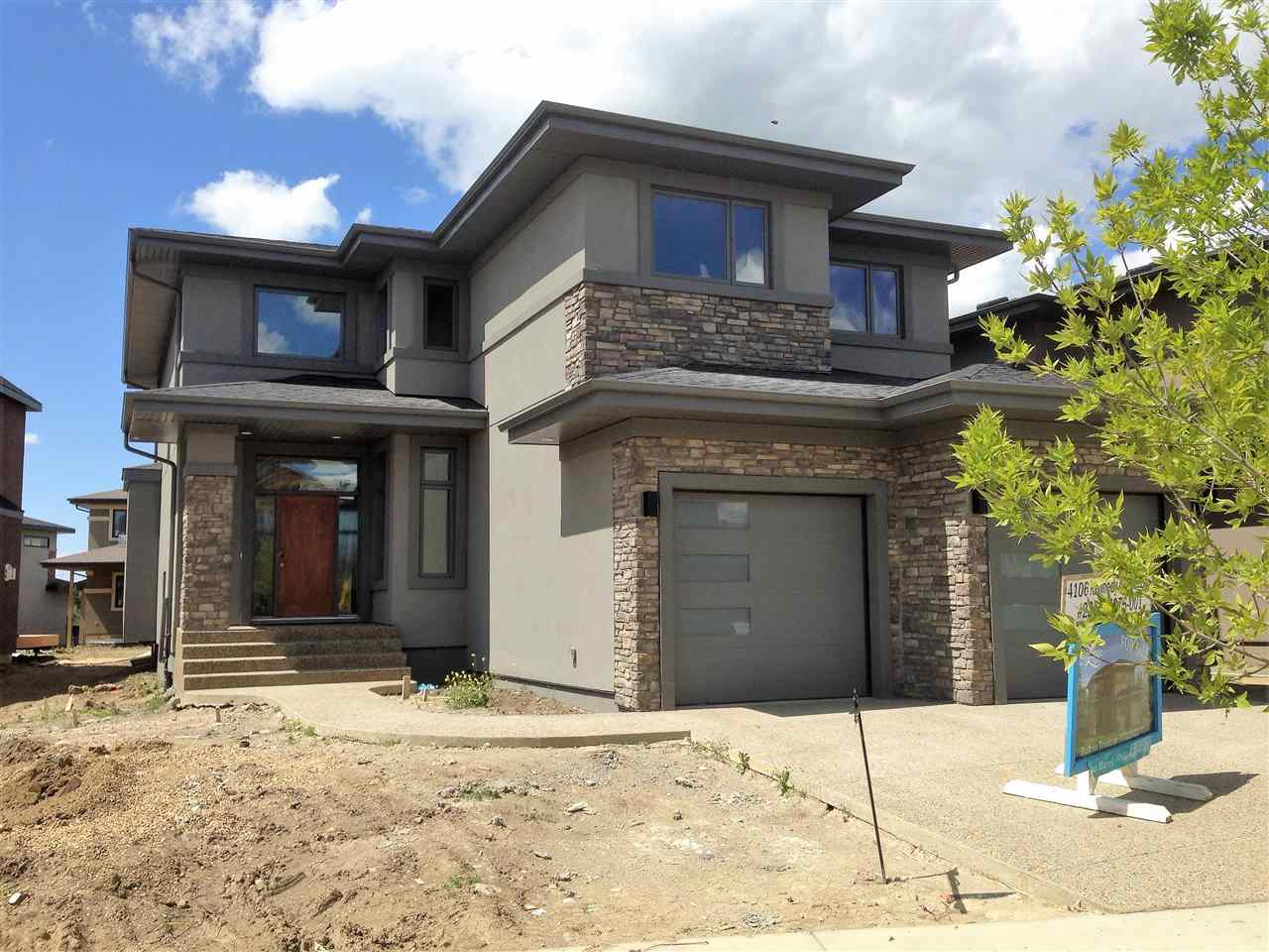 Main Photo: 4106 KENNEDY Green in Edmonton: Zone 56 House for sale : MLS® # E4053679