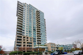"Main Photo: 501 125 MILROSS Avenue in Vancouver: Mount Pleasant VE Condo for sale in ""CREEKSIDE"" (Vancouver East)  : MLS® # R2156864"