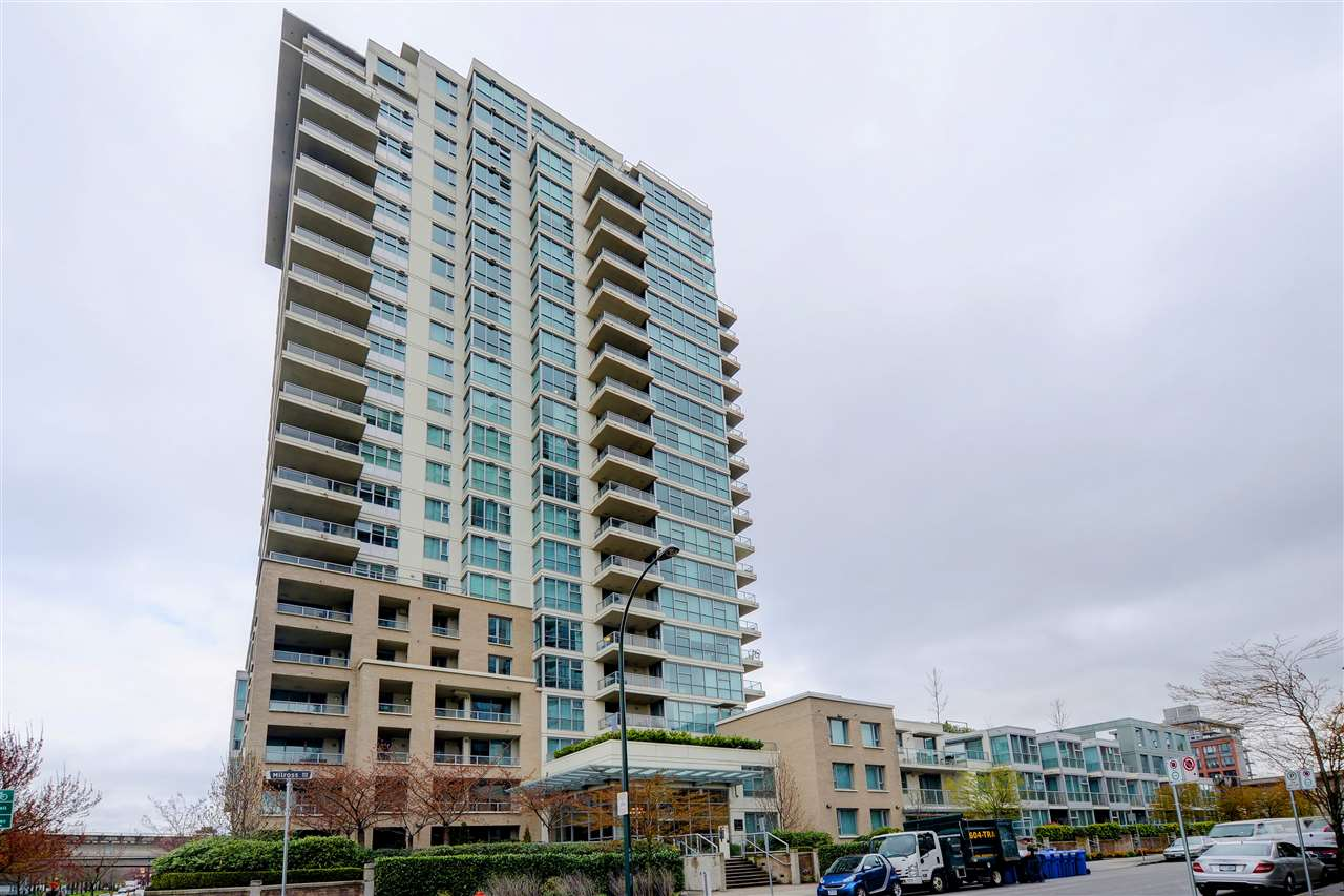 "Main Photo: 501 125 MILROSS Avenue in Vancouver: Mount Pleasant VE Condo for sale in ""CREEKSIDE"" (Vancouver East)  : MLS(r) # R2156864"