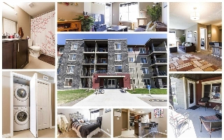 Main Photo: 115 12025 22 Avenue in Edmonton: Zone 55 Condo for sale : MLS(r) # E4063377