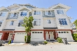 "Main Photo: 40 19480 66 Avenue in Surrey: Clayton Townhouse for sale in ""Two Blue II"" (Cloverdale)  : MLS(r) # R2179897"