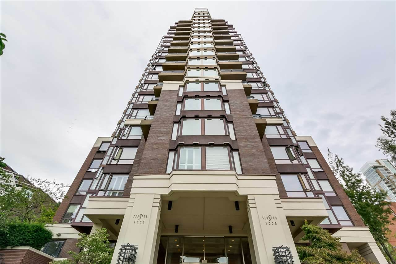 Main Photo: 601 1003 PACIFIC Street in Vancouver: West End VW Condo for sale (Vancouver West)  : MLS®# R2183210