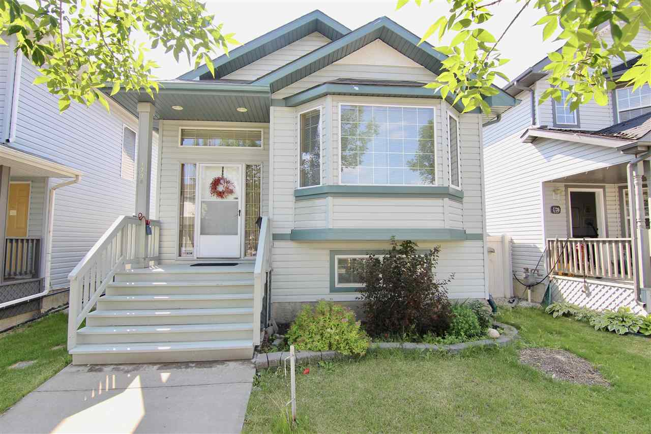 Main Photo: 1736 TURVEY Bend in Edmonton: Zone 14 House for sale : MLS(r) # E4072863