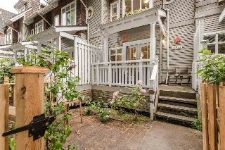 "Main Photo: 2810 E KENT AVENUE SOUTH in Vancouver: Fraserview VE Townhouse for sale in ""LIGHTHOUSE TERRACE"" (Vancouver East)  : MLS(r) # R2191417"