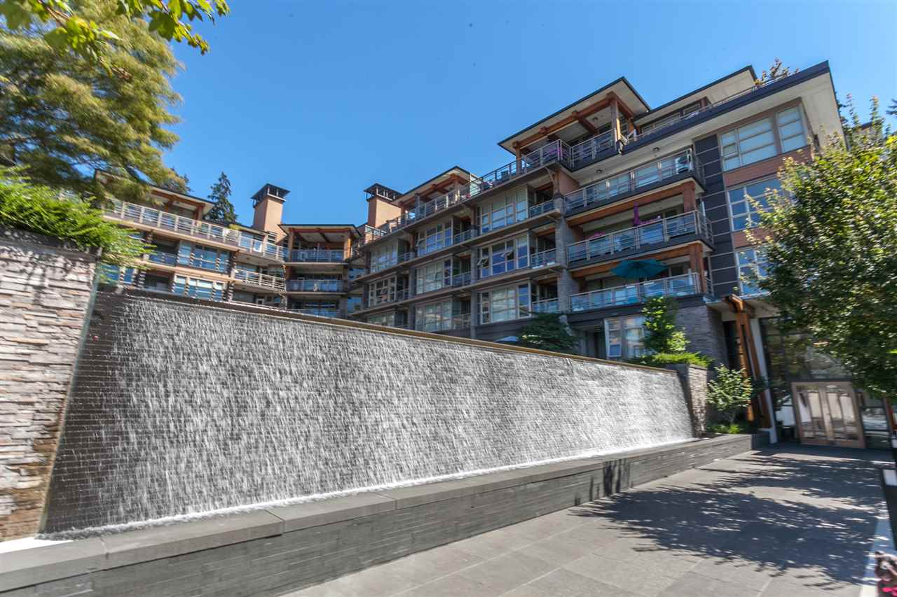 "Main Photo: 312 3606 ALDERCREST Drive in North Vancouver: Roche Point Condo for sale in ""DESTINY AT RAVEN WOODS"" : MLS® # R2191967"