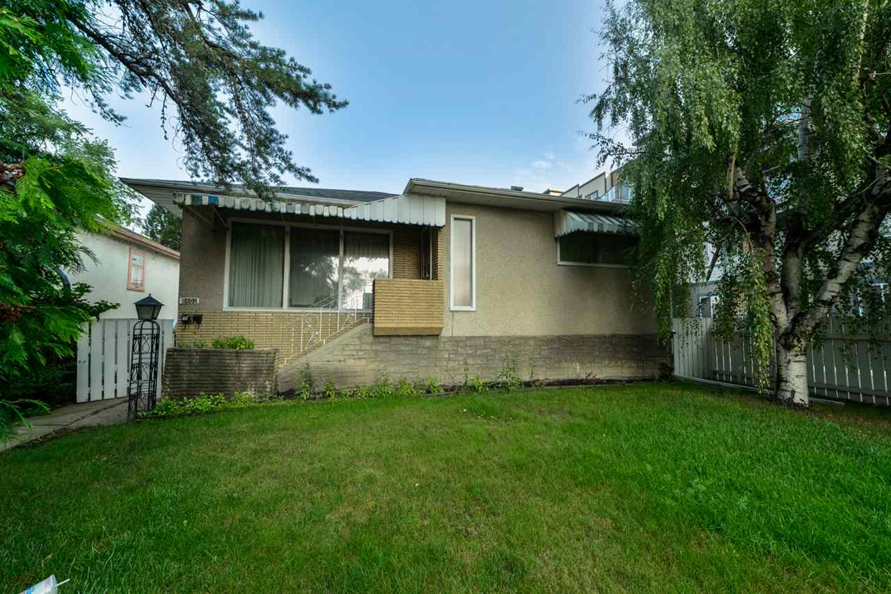 Main Photo: 8602 106 Avenue NW in Edmonton: Zone 13 House for sale : MLS® # E4078349