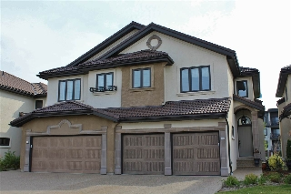 Main Photo: 3 1030 Connelly Way in Edmonton: Zone 55 Townhouse for sale : MLS® # E4082101