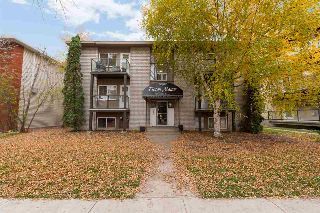 Main Photo: 3 10515 80 Avenue in Edmonton: Zone 15 Condo for sale : MLS® # E4085159