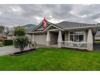 "Main Photo: 46556 STONEY CREEK Drive in Chilliwack: Vedder S Watson-Promontory House for sale in ""Stoney Creek"" (Sardis)  : MLS® # R2215935"