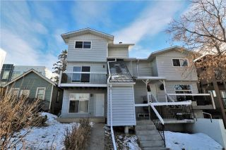 Main Photo: 3 3820 PARKHILL Place SW in Calgary: Parkhill House for sale : MLS® # C4145732