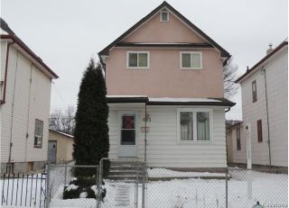 Main Photo: 613 Agnes Street in Winnipeg: West End Residential for sale (5A)  : MLS® # 1801225