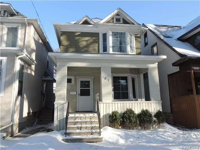 Main Photo: 197 Douglas Park Road in Winnipeg: Deer Lodge Residential for sale (5E)  : MLS® # 1802897