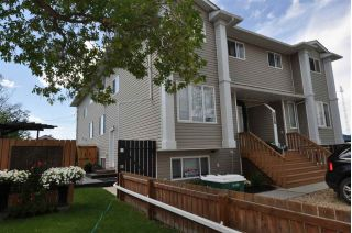 Main Photo: 2 5016 49 Street: Clyde House Fourplex for sale : MLS®# E4101081