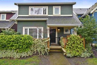 Main Photo: 993 E 21ST Avenue in Vancouver: Fraser VE House 1/2 Duplex for sale (Vancouver East)  : MLS®# R2255035