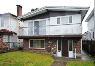 Main Photo: 450 E 54TH Avenue in Vancouver: South Vancouver House for sale (Vancouver East)  : MLS®# R2257251
