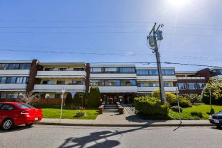 "Main Photo: 106 1448 FIR Street: White Rock Condo for sale in ""Dorchester"" (South Surrey White Rock)  : MLS®# R2260698"