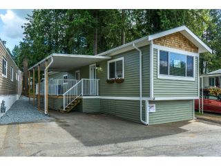 "Main Photo: 14 24330 FRASER Highway in Langley: Otter District Manufactured Home for sale in ""LANGLEY GROVE ESTATES"" : MLS®# R2263420"