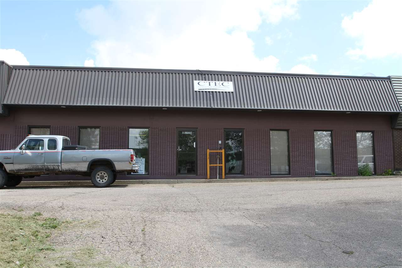 Main Photo: 8 Rayborn Crescent: St. Albert Industrial for lease : MLS®# E4119589