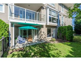 "Main Photo: 106 22255 122 Avenue in Maple Ridge: West Central Condo for sale in ""MAGNOLIA GATE"" : MLS®# R2291686"