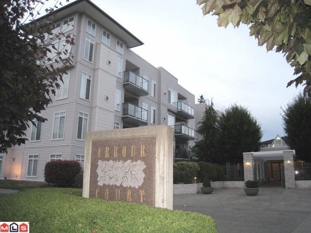 "Main Photo: 107 32075 GEORGE FERGUSON Way in Abbotsford: Abbotsford West Condo for sale in ""Arbour Court"" : MLS® # F1124751"