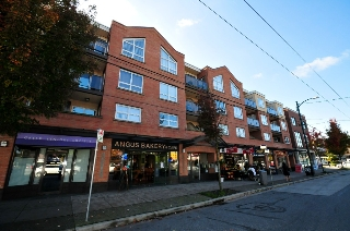 Main Photo: 411 3638 W BROADWAY Street in Vancouver: Kitsilano Condo for sale (Vancouver West)  : MLS® # V915805